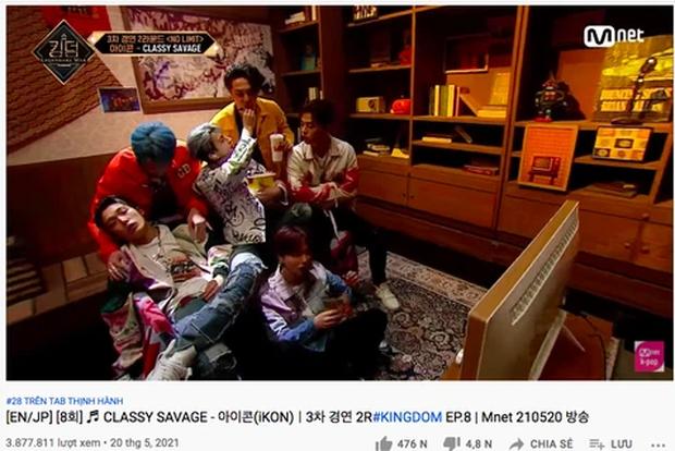 Lisa kéo luôn màn trình diễn trong show Mnet lần đầu lên top trending YouTube Việt, nhưng rating vẫn thấp thảm hại - Ảnh 2.