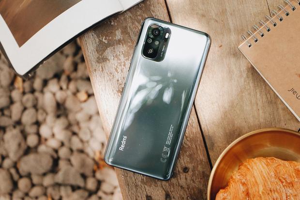 Top smartphone giá dưới 5 triệu ngon bổ rẻ, màn hình đẹp, không chốt đơn hơi phí - Ảnh 4.