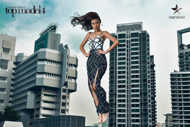 Người đẹp Asias Next Top Model có biểu cảm khó ở khi Khánh Vân lọt top 21 Miss Universe - Ảnh 2.