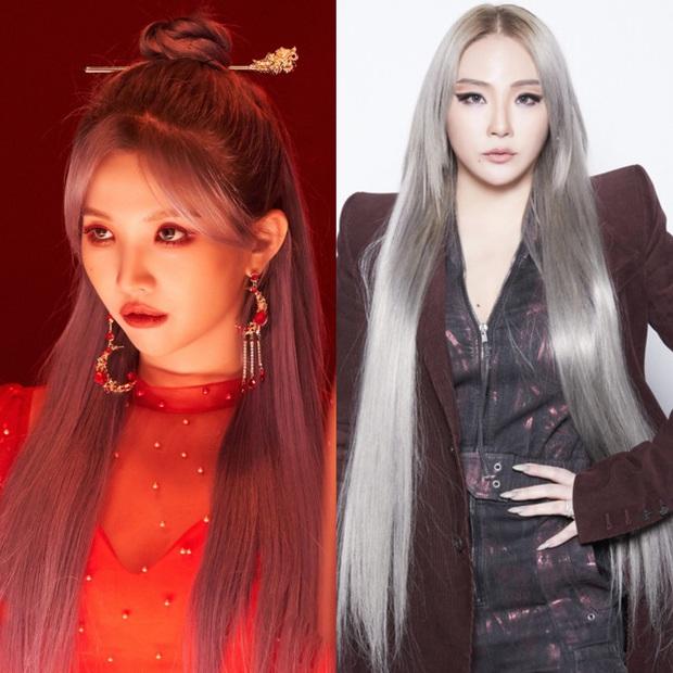 Trưởng nhóm (G)I-DLE debut solo vào tháng 6, liệu có thành công như chị đại CL? - Ảnh 3.