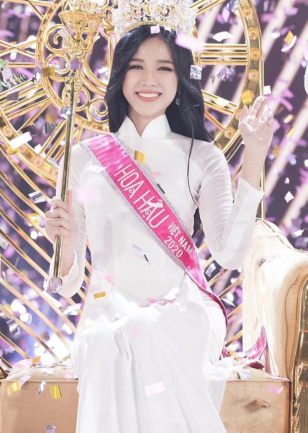 Dàn Hoa hậu ngoan hiền Vbiz phá kén hở bạo: Mai Phương Thuý - Tiểu Vy phô triệt để vòng 1, Khánh Vân và Đỗ Hà lột xác bất ngờ - Ảnh 12.