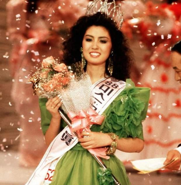 Mẹ Kim Tan: Cựu Hoa hậu bùng nổ ở Miss Universe, chuyện nuôi con gái người Việt và cuộc hôn nhân với đại gia khiến cả châu Á ngưỡng mộ - Ảnh 5.