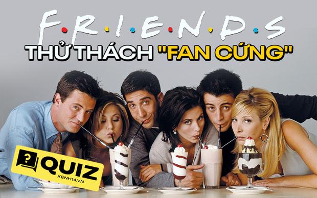 QUIZ: Hội bạn Friends sắp tái xuất giang hồ, ai còn nhớ loạt chi tiết sau đây thì quá xứng danh fan cứng! - Ảnh 1.
