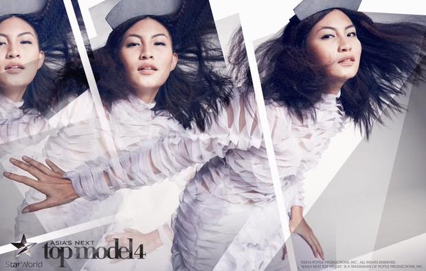 Người đẹp Asias Next Top Model có biểu cảm khó ở khi Khánh Vân lọt top 21 Miss Universe - Ảnh 4.