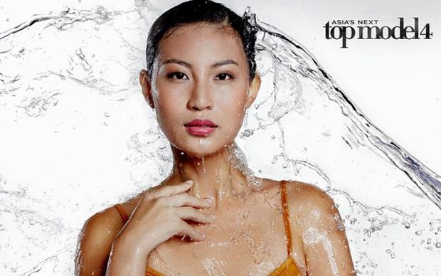Người đẹp Asias Next Top Model có biểu cảm khó ở khi Khánh Vân lọt top 21 Miss Universe - Ảnh 1.