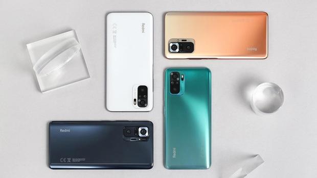 Top smartphone giá dưới 5 triệu ngon bổ rẻ, màn hình đẹp, không chốt đơn hơi phí - Ảnh 3.