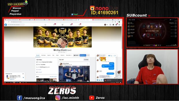 Zeros tiếp tục show tin nhắn, tung bằng chứng ngay cả Levi cũng từng bị GAM nợ 200 triệu tiền thưởng vô địch - Ảnh 1.