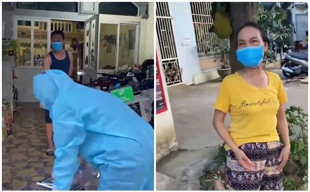 Thanh niên di chuyển từ Bắc Giang về Sơn La đuổi nhân viên y tế lấy mẫu xét nghiệm Covid-19: Ra khỏi nhà tôi - Ảnh 1.