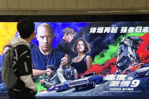 Fast & Furious 9 phá kỷ lục bán vé, nhưng điểm gây bất ngờ lại là nhận xét của khán giả Trung Quốc - Ảnh 1.