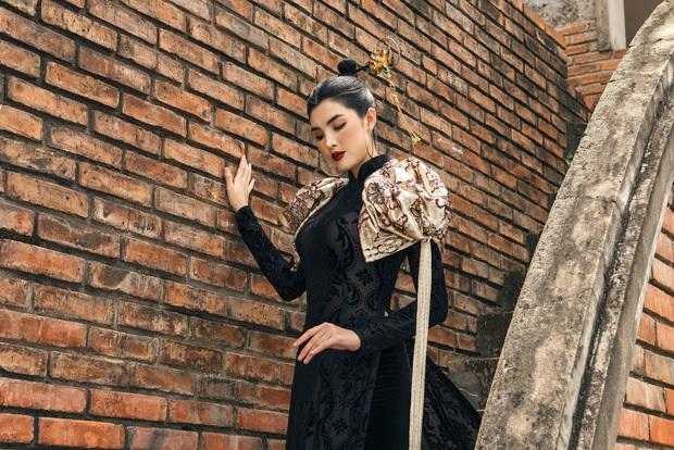 NTK Nhật Dũng và bộ sưu tập áo dài mang tên Cuối Cùng trước khi qua đời - Ảnh 2.