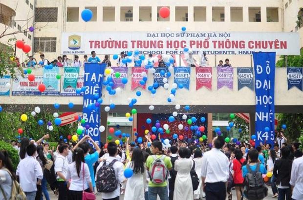 5 trường chuyên hàng đầu, là ước ao của học sinh cả nước: Điểm đầu vào ngất ngưởng, chất lượng đầu ra miễn bàn, cựu học sinh toàn anh tài đất Việt - Ảnh 5.