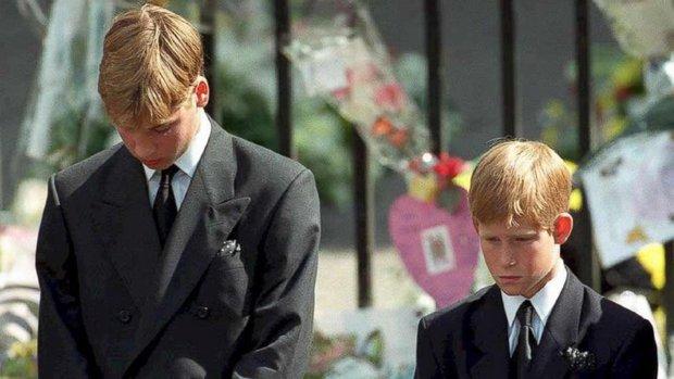 Giữa lúc căng thẳng lên cao trào, bức thư cũ của Công nương Diana được tiết lộ, kể về quan hệ của anh em William - Harry gây xúc động - Ảnh 4.