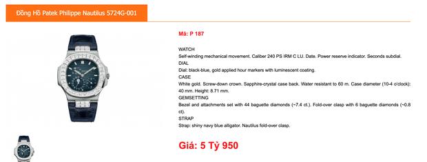 Trấn Thành khoe ảnh đồng hồ mới toanh nhưng netizen nhìn giá xong mà muốn tiền đình - Ảnh 4.