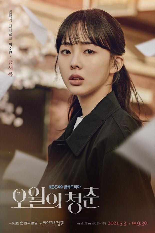 Youth of May: Bản nhạc tình yêu ngọt sủng viết bằng máu và cái chết, Lee Do Hyun bùng nổ visual khiến ai cũng đòi gả! - Ảnh 10.