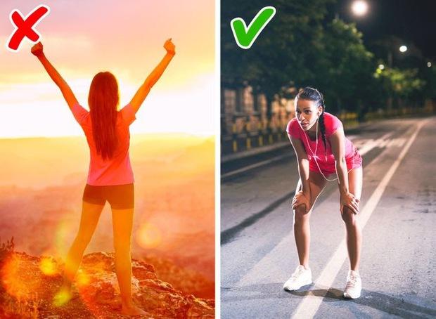 7 lầm tưởng phổ biến trong việc tập thể dục hàng ngày mà nhiều người mắc phải - Ảnh 1.