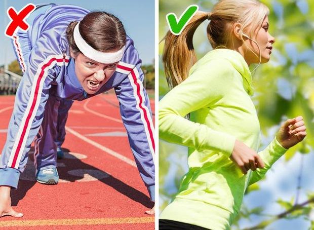 7 lầm tưởng phổ biến trong việc tập thể dục hàng ngày mà nhiều người mắc phải - Ảnh 3.