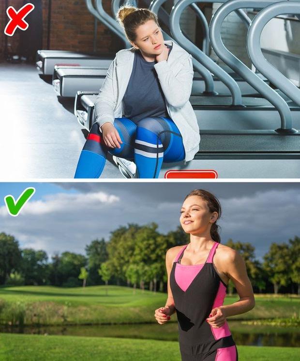 7 lầm tưởng phổ biến trong việc tập thể dục hàng ngày mà nhiều người mắc phải - Ảnh 4.