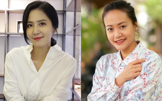 So kè dàn cast Cây Táo Nở Hoa 2 phiên bản: Nhã Phương vượt mặt chị đại Vườn Sao Băng, Song Luân mlem ăn đứt trai Hàn - Ảnh 2.