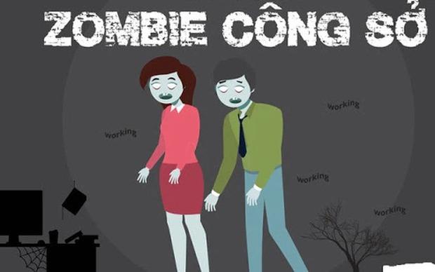 Covid-19 khiến zombie công sở gia tăng, lãnh đạo phải làm gì khi nhân viên lay lắt bám chỗ làm chỉ để vật vã chờ ngày nhận lương? - Ảnh 1.