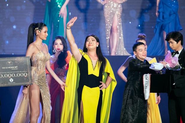 Chán làm Hoa hậu, Vedette Vũ Thu Phương quyết định đi chọc cười NS Hoài Linh ở Thách Thức Danh Hài - Ảnh 2.