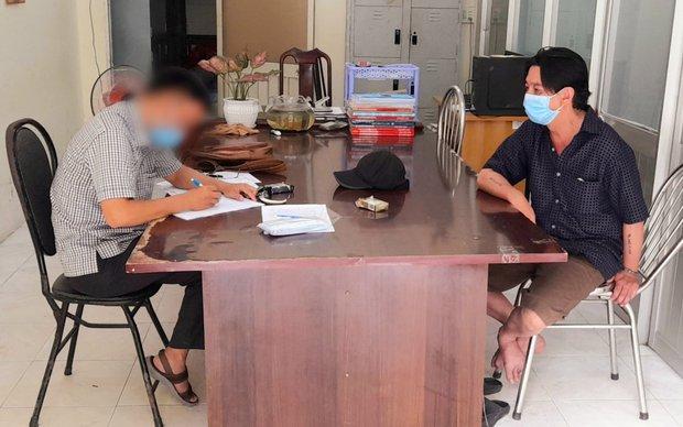 Bắt kẻ sát hại tài xế xe ôm công nghệ trước cổng Bệnh viện Nhi Đồng 1 - Ảnh 1.