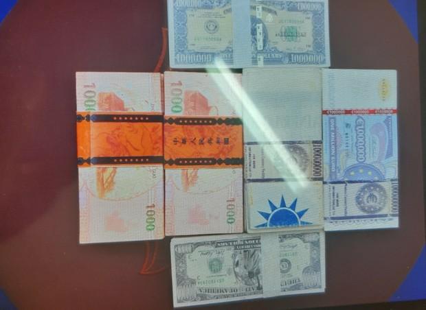 TP.HCM: Nhóm cán bộ giả kêu gọi đầu tư kho báu triệu USD, lừa nữ đại gia tiền tỷ - Ảnh 2.
