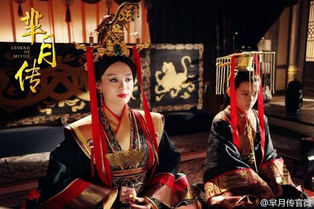 Nhan sắc Tôn Lệ ở Mị Nguyệt Truyện hot trở lại sau 6 năm, chanh sả đến rúng động cả Top 10 Netflix - Ảnh 8.