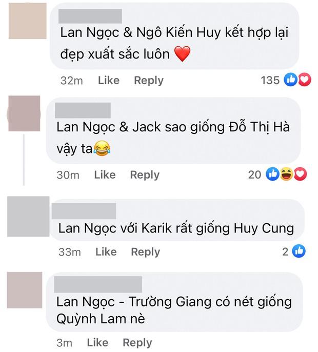 Lan Ngọc khoe ảnh kết hợp cùng dàn Running Man Việt: phiên bản cùng Jack sao giống Đỗ Thị Hà thế này? - Ảnh 6.