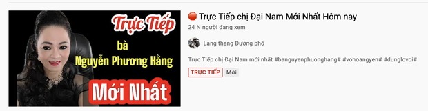 Bà Phương Hằng liên tục gặp sự cố khi livestream: Đang mắng hăng hái thì chồng gọi điện, Facebook khoá sạch chức năng - Ảnh 2.