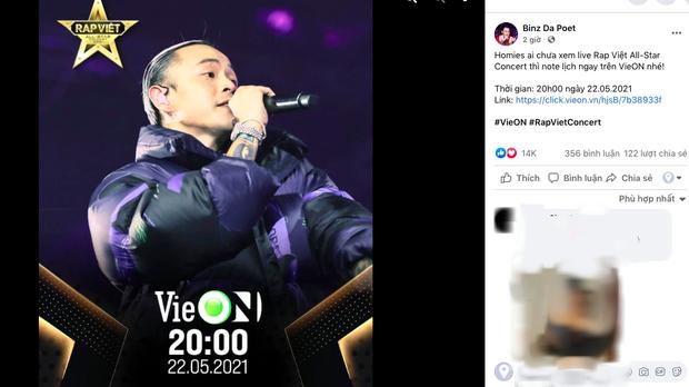 Rhymastic gọi Rap Việt Concert là hàng khủng giấu tới bây giờ, Binz, Karik, Wowy và Anh Tú đều đã sẵn sàng, còn bạn? - Ảnh 1.