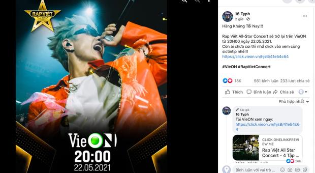 Rhymastic gọi Rap Việt Concert là hàng khủng giấu tới bây giờ, Binz, Karik, Wowy và Anh Tú đều đã sẵn sàng, còn bạn? - Ảnh 7.