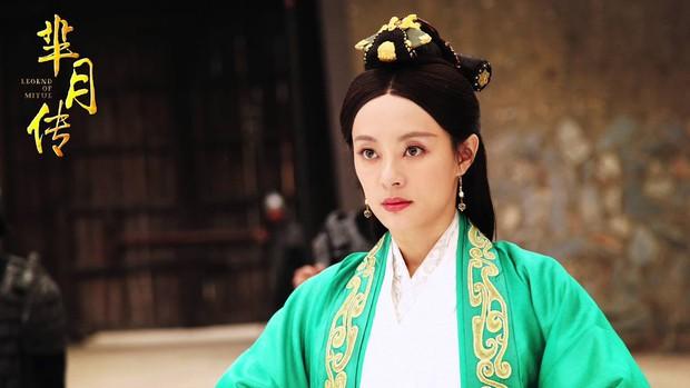 Nhan sắc Tôn Lệ ở Mị Nguyệt Truyện hot trở lại sau 6 năm, chanh sả đến rúng động cả Top 10 Netflix - Ảnh 6.