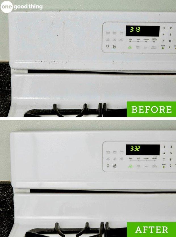 10 mẹo làm sạch đồ dùng trong nhà siêu nhanh gọn cho người lười, bỏ vài phút là thấy ngay thành quả - Ảnh 1.