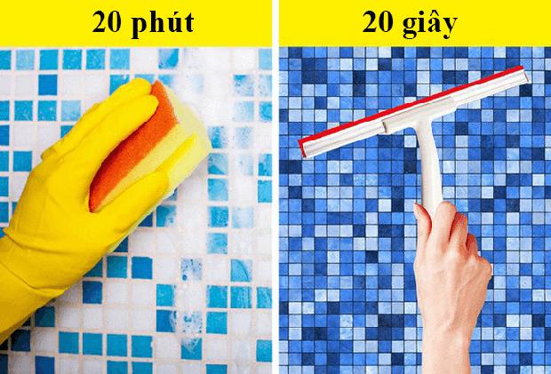 10 mẹo làm sạch đồ dùng trong nhà siêu nhanh gọn cho người lười, bỏ vài phút là thấy ngay thành quả - Ảnh 9.