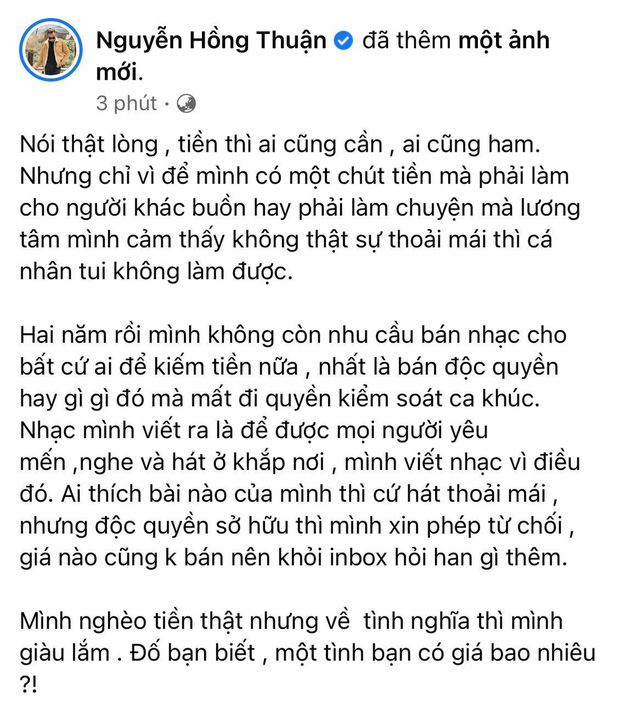Netizen bất ngờ mỉa mai NS Nguyễn Hồng Thuận nhắc khéo Nathan Lee, còn đào lại sân khấu tình tứ với Cao Thái Sơn - Ảnh 3.