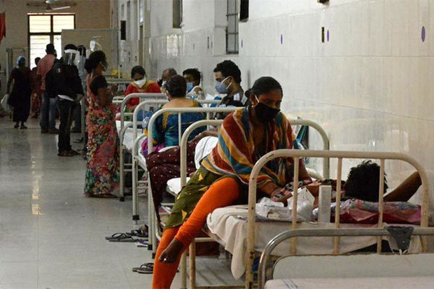 166 triệu ca nhiễm COVID-19 trên toàn cầu, nhiều bệnh nhân Ấn Độ bị nhiễm nấm đen - Ảnh 1.