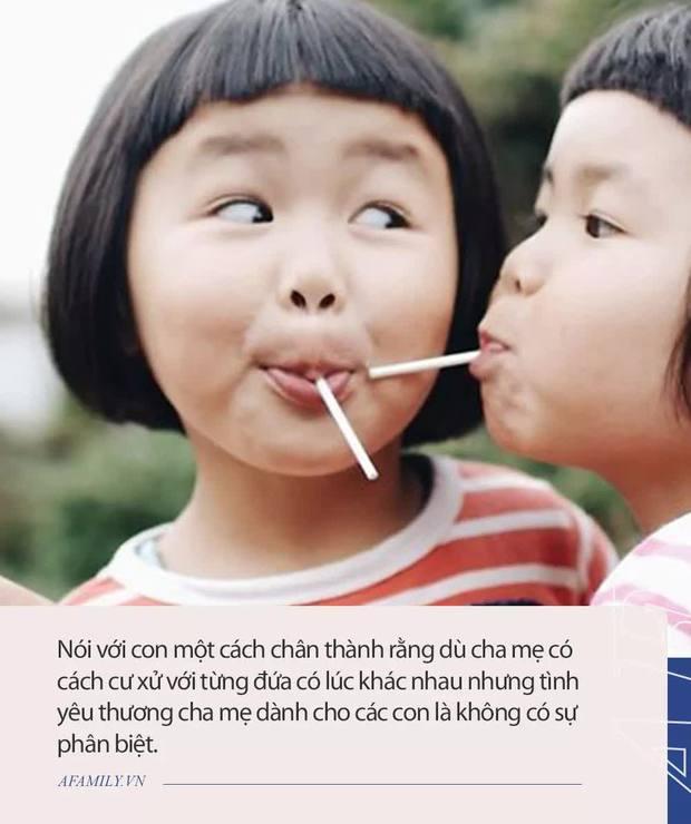 Bức thư nhức nhối rơi trong chung cư ở Hà Nội khiến nhiều bố mẹ có hai con thức tỉnh: Con ghét nó. Nó không nên có mặt trong gia đình - Ảnh 3.