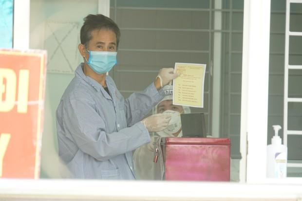 Hình ảnh bầu cử đặc biệt trong bệnh viện dã chiến tại Bắc Ninh - Ảnh 10.
