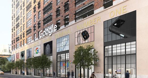 Chậm hơn Apple gần 20 năm, vì sao giờ đây Google mới mở cửa hàng bán lẻ? - Ảnh 1.