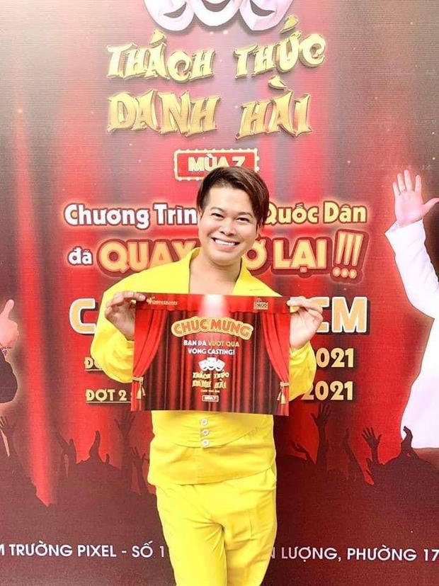 Chán làm Hoa hậu, Vedette Vũ Thu Phương quyết định đi chọc cười NS Hoài Linh ở Thách Thức Danh Hài - Ảnh 3.