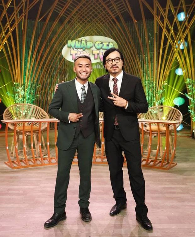 Lâm Vỹ Dạ gây tranh cãi vì chiếm sóng khách mời khi thay Dustin Phúc Nguyễn làm MC - Ảnh 1.