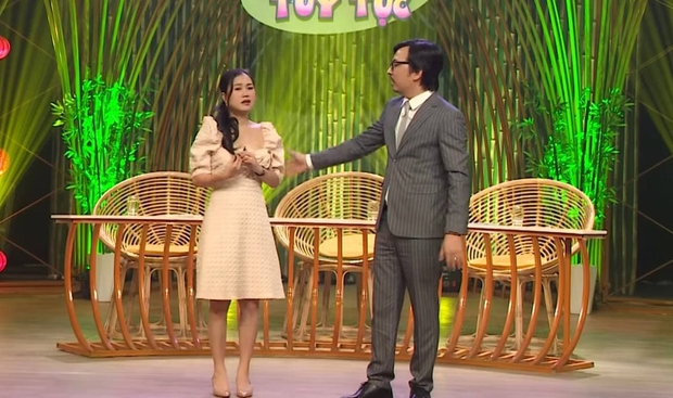 Lâm Vỹ Dạ gây tranh cãi vì chiếm sóng khách mời khi thay Dustin Phúc Nguyễn làm MC - Ảnh 2.
