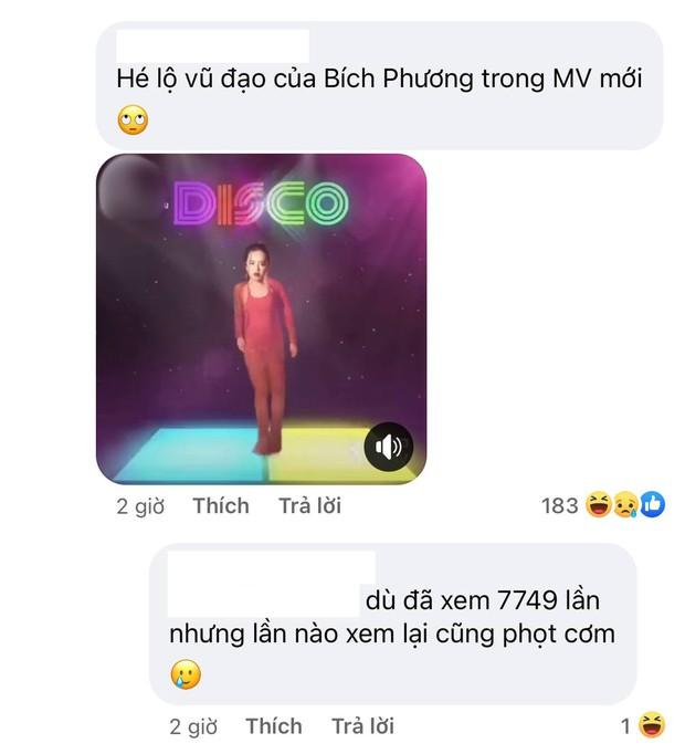 MV Bích Phương mới ấn định ngày ra đã bị rò rỉ vũ đạo rất chi là sai sai, chuyện gì đây? - Ảnh 4.