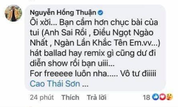 Netizen bất ngờ mỉa mai NS Nguyễn Hồng Thuận nhắc khéo Nathan Lee, còn đào lại sân khấu tình tứ với Cao Thái Sơn - Ảnh 4.