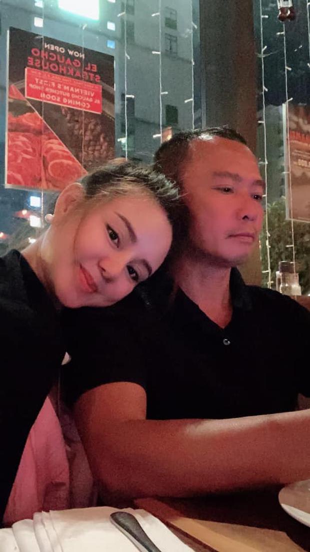 Bị đại gia Phương Hằng tung tin giật chồng, Vy Oanh khoe khéo ảnh hé lộ tình trạng hiện tại bên ông xã đại gia - Ảnh 6.