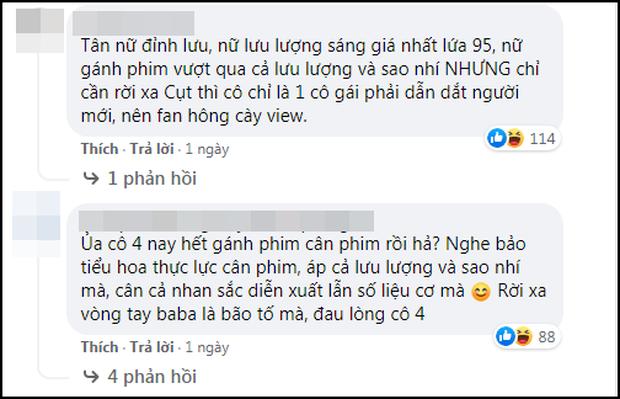 Netizen Việt tổng tấn công Triệu Lộ Tư vì phim mới dở tệ quá mức: Ủa tưởng đẹp lấn át Địch Lệ Nhiệt Ba luôn mà? - Ảnh 3.