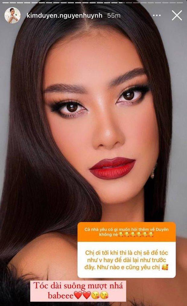 Á hậu Kim Duyên mở hẳn Q&A về Miss Universe 2021: Hé lộ bất ngờ về tranh cãi trình độ tiếng Anh và chuyện học catwalk từ HHen Niê - Ảnh 7.