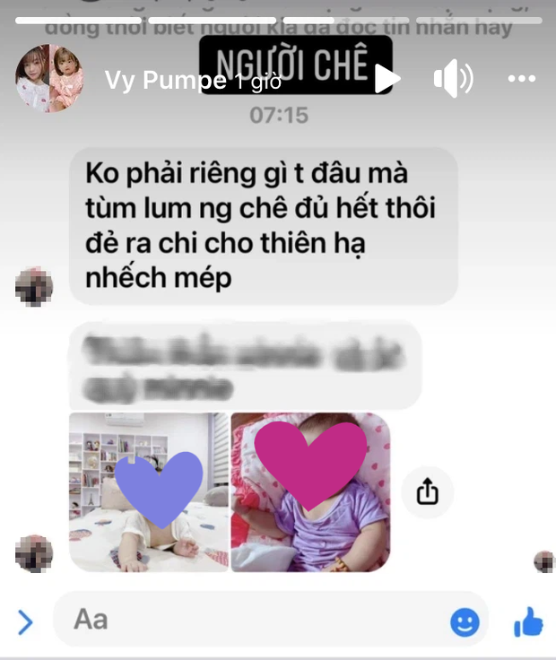 Bà xã Mạc Văn Khoa bức xúc lên tiếng khi bị netizen kém duyên chê bai con gái, còn bị gọi là bắt chước nhà Đông Nhi - Ảnh 3.