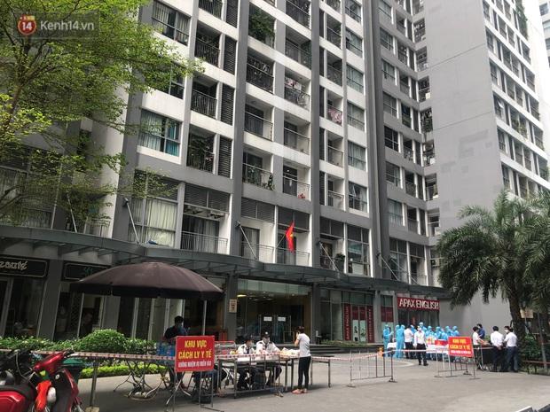 Nóng: Hà Nội thêm 6 ca dương tính SARS-CoV-2, trong đó 4 ca thuộc chùm Times City - Ảnh 1.