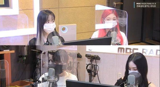Thành viên aespa quên kéo khoá quần ngay trên sóng truyền hình, cách xử lý ra sao mà bị netizen chê trách? - Ảnh 2.